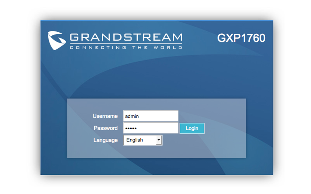 Grandstream GXP1760 Configuration and Review