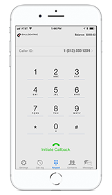 Callcentric iPhone App