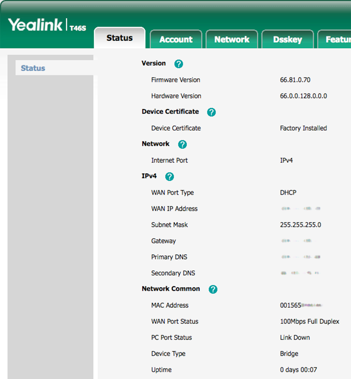 Yealink T46S Configuration and Review