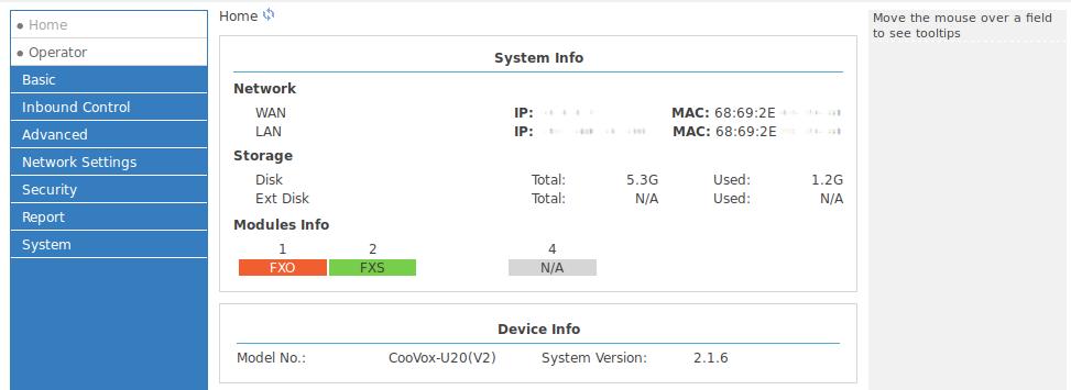 Zycoo CooVox U20 Configuration and Review